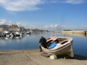 Island of Crete, Greece.