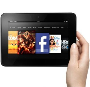 "Kindle Fire 7"" tablet"