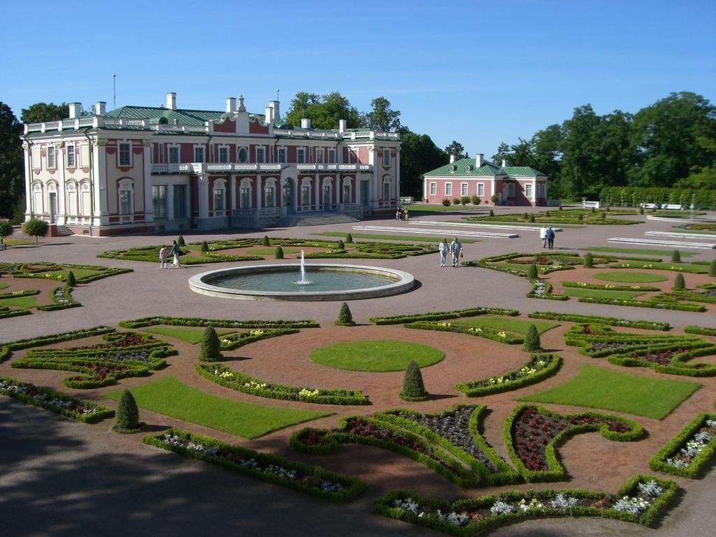 Kadriorg Palace, Estonia
