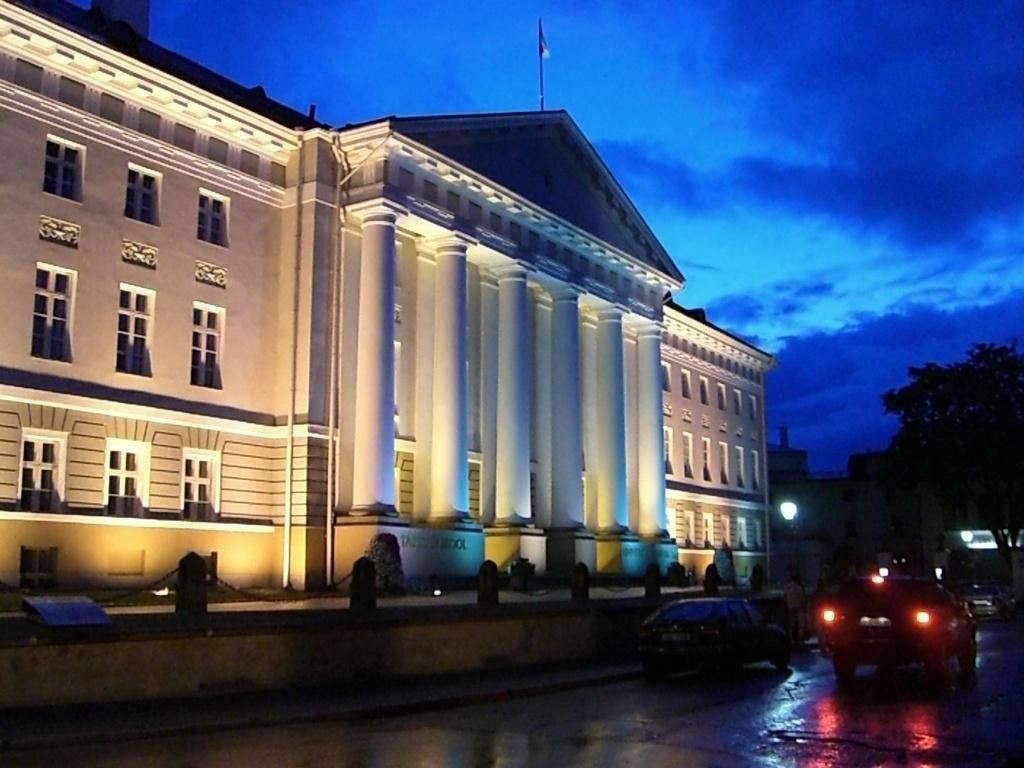 Tartu University, Estonia.