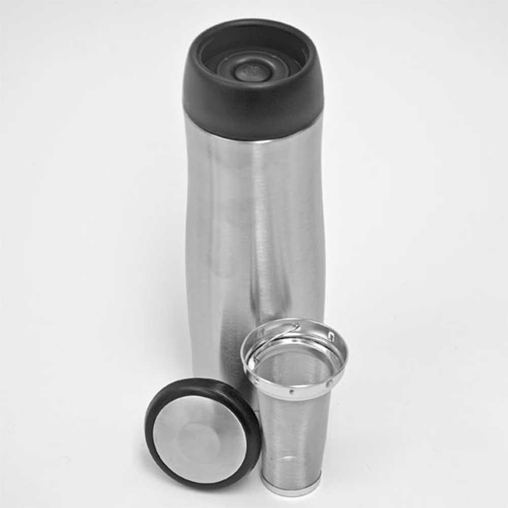 3) Highwave TeaMo XL. Highwave TeaMo XL tea infuser travel mug & Best tea infuser travel mugs \u2013 Snarky Nomad