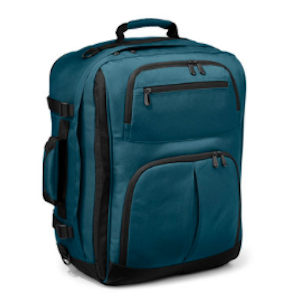 Rick Steves Convertible Carry-on, blue