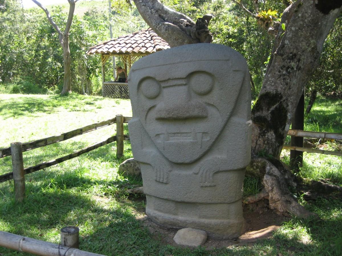 San Agustín Archaeological Park, Colombia