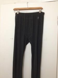 Merino wool long underwear