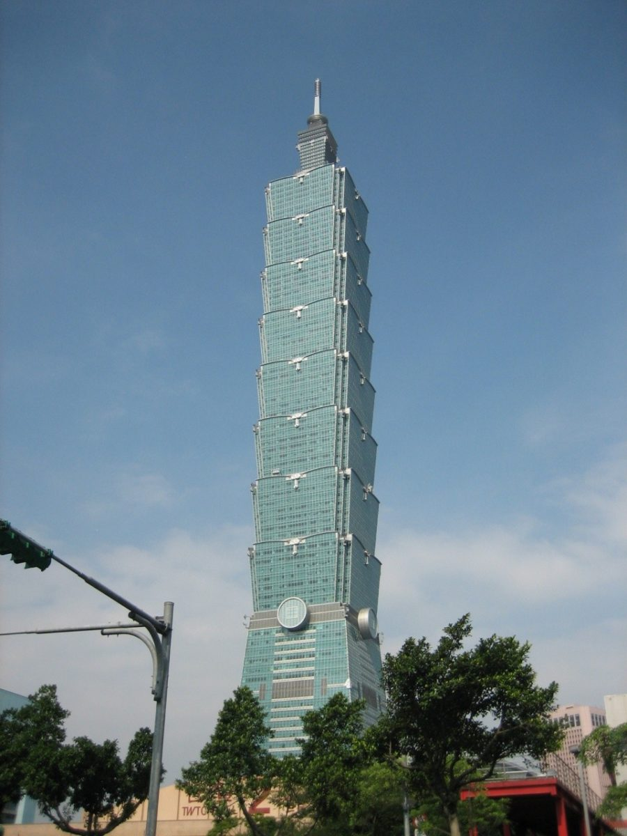 Why Taipei 101 is the coolest skyscraper on the planet ...