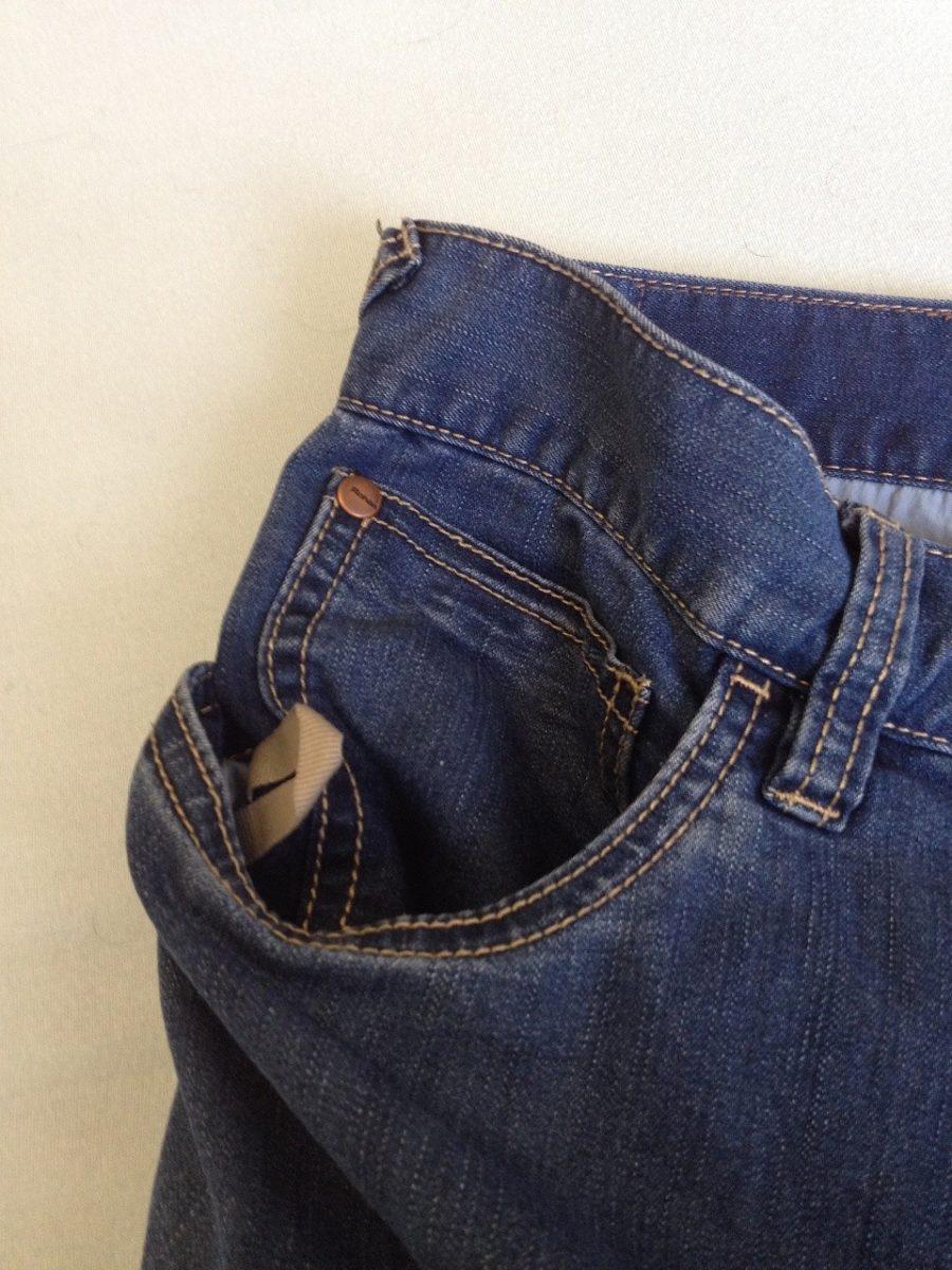 Rohan Jeans Plus hidden pocket loop