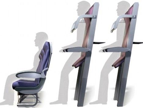 Standing Seating Arrangement