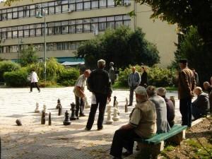 Chess in Bosnia