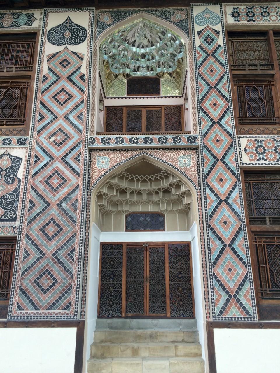 Khansaray windows
