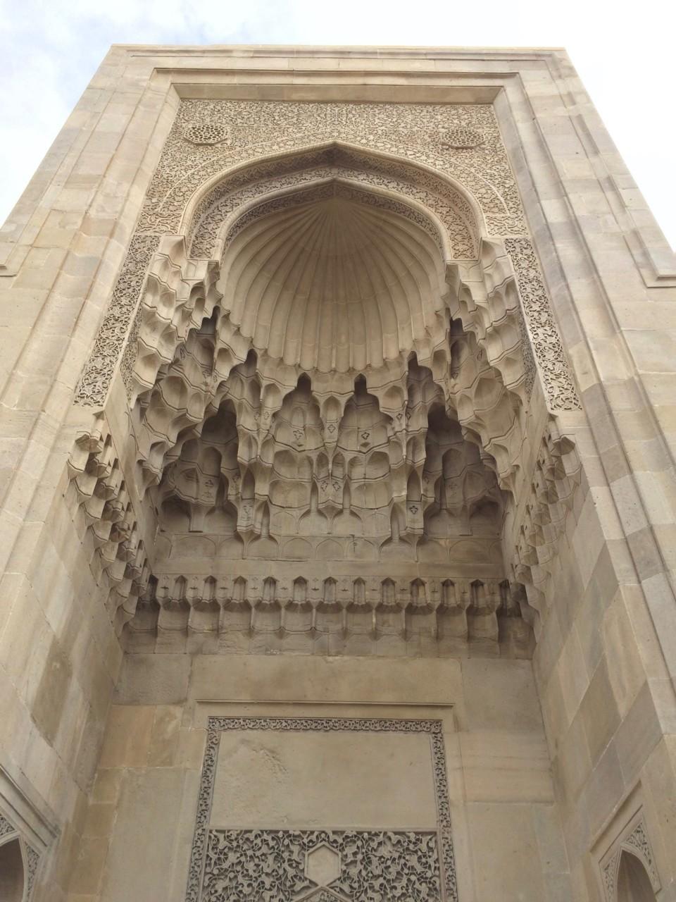Palace of the Shirvanshahs artwork