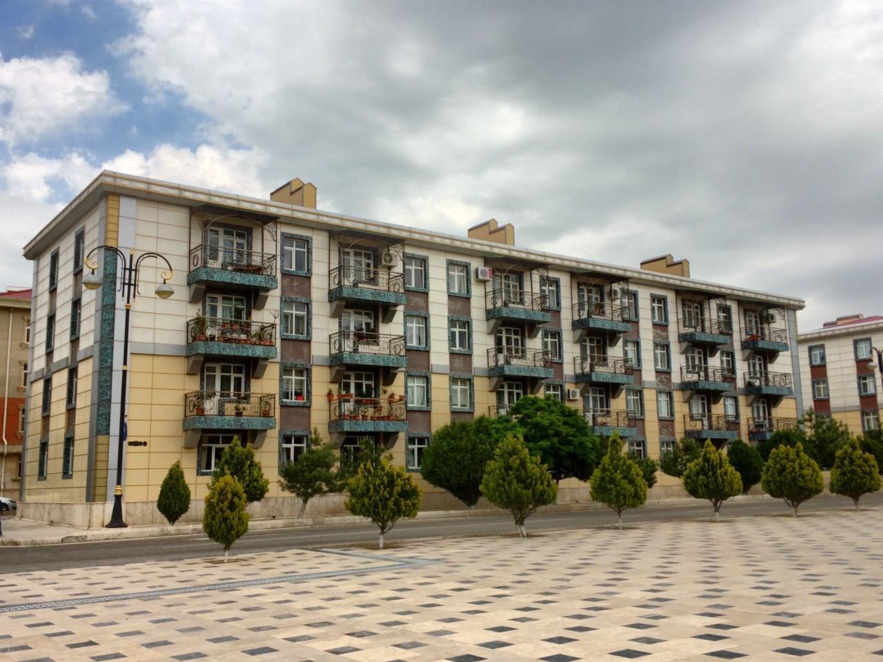 Another nice building in Nakhchivan