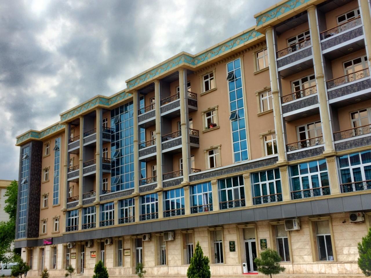 Colorful Nakhchivan apartment
