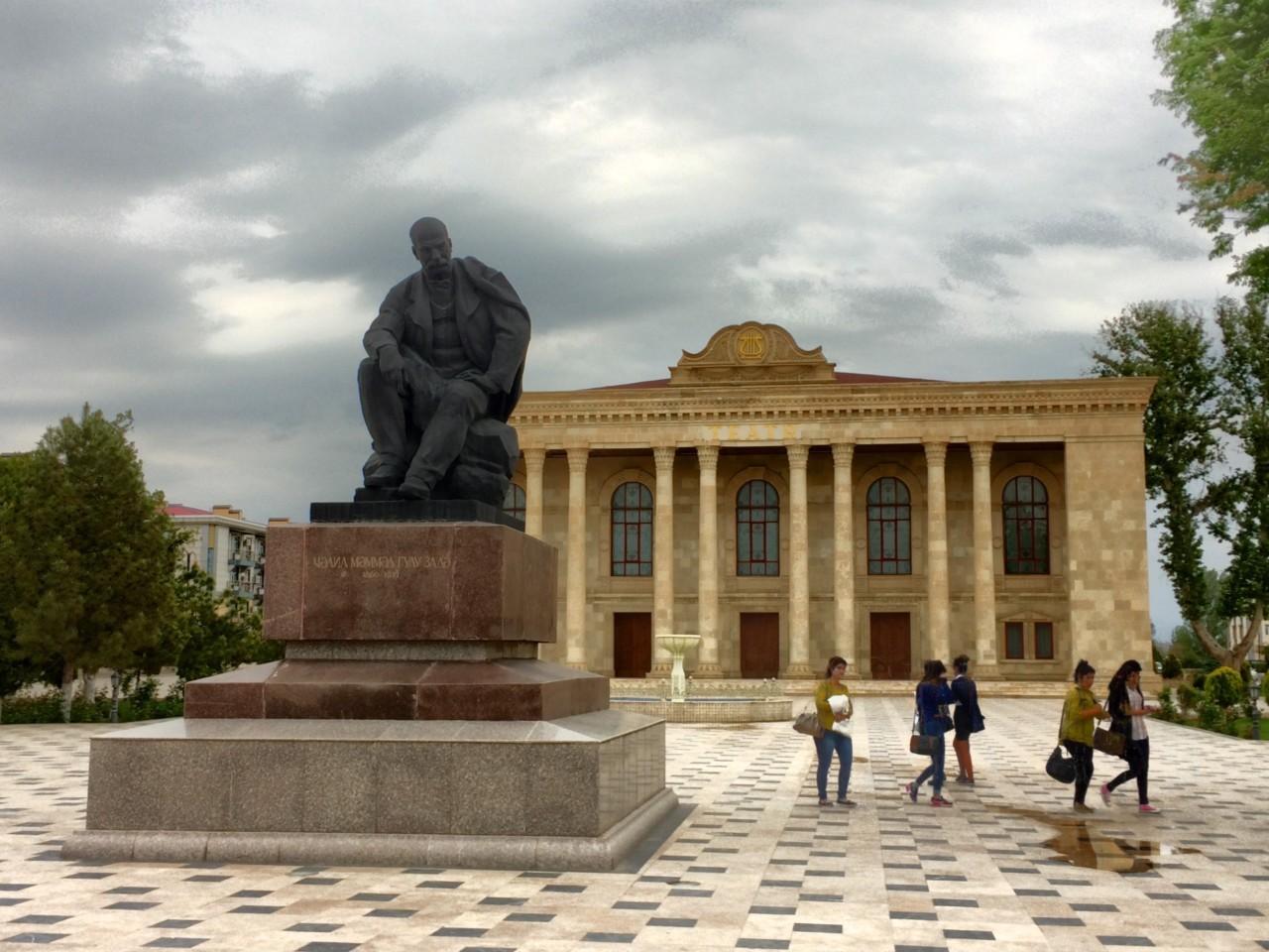 Nakhchivan square