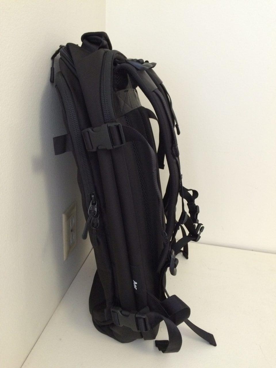 Aer Travel Pack compressed