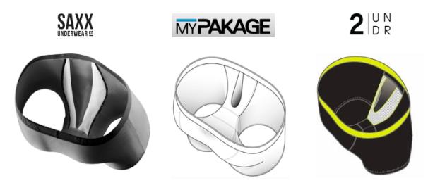 Saxx vs MyPakage vs 2undr
