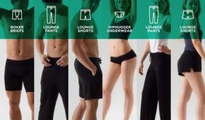 Tencel Underwear from Element Pure