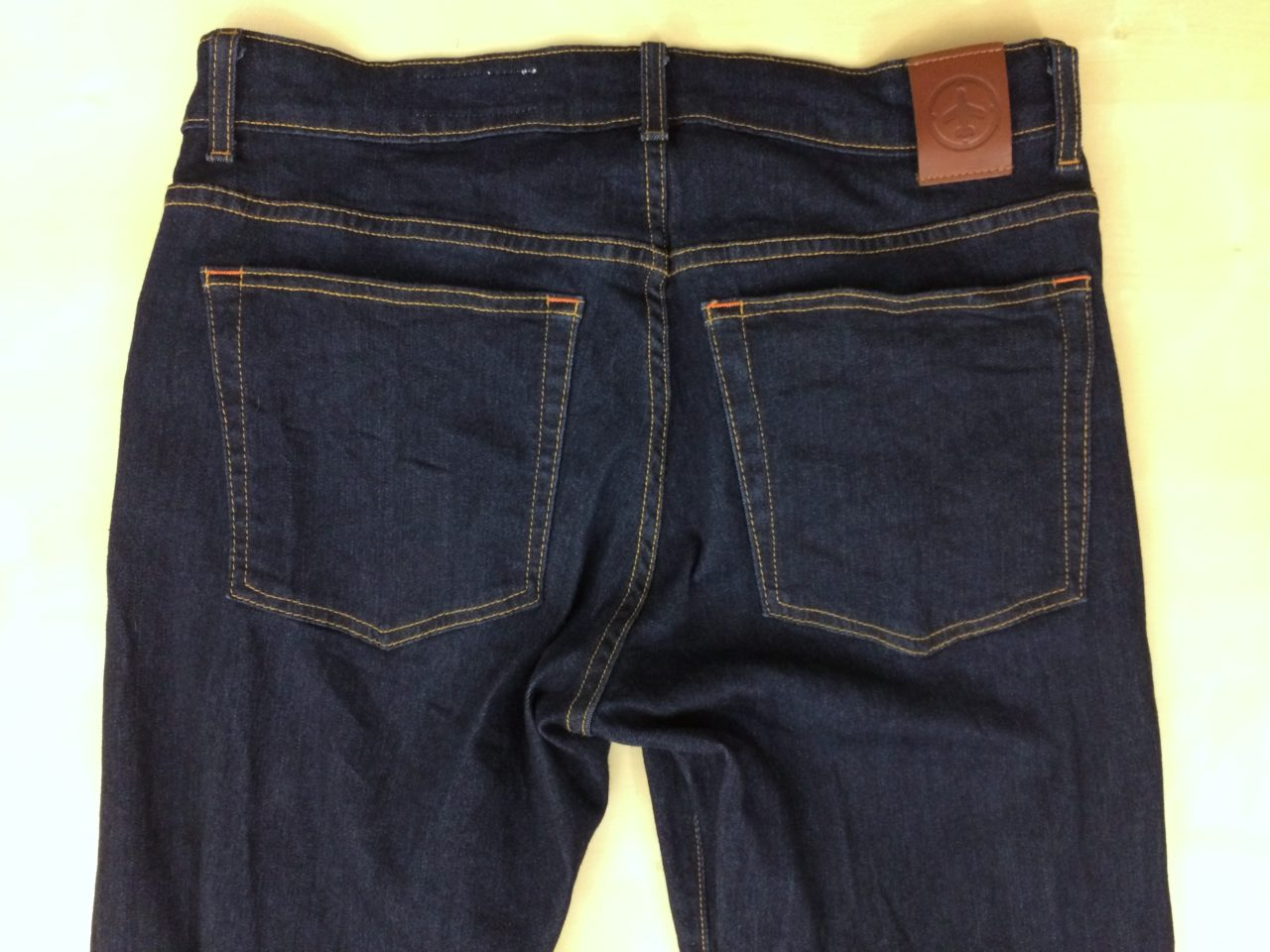 Aviator USA Jeans back