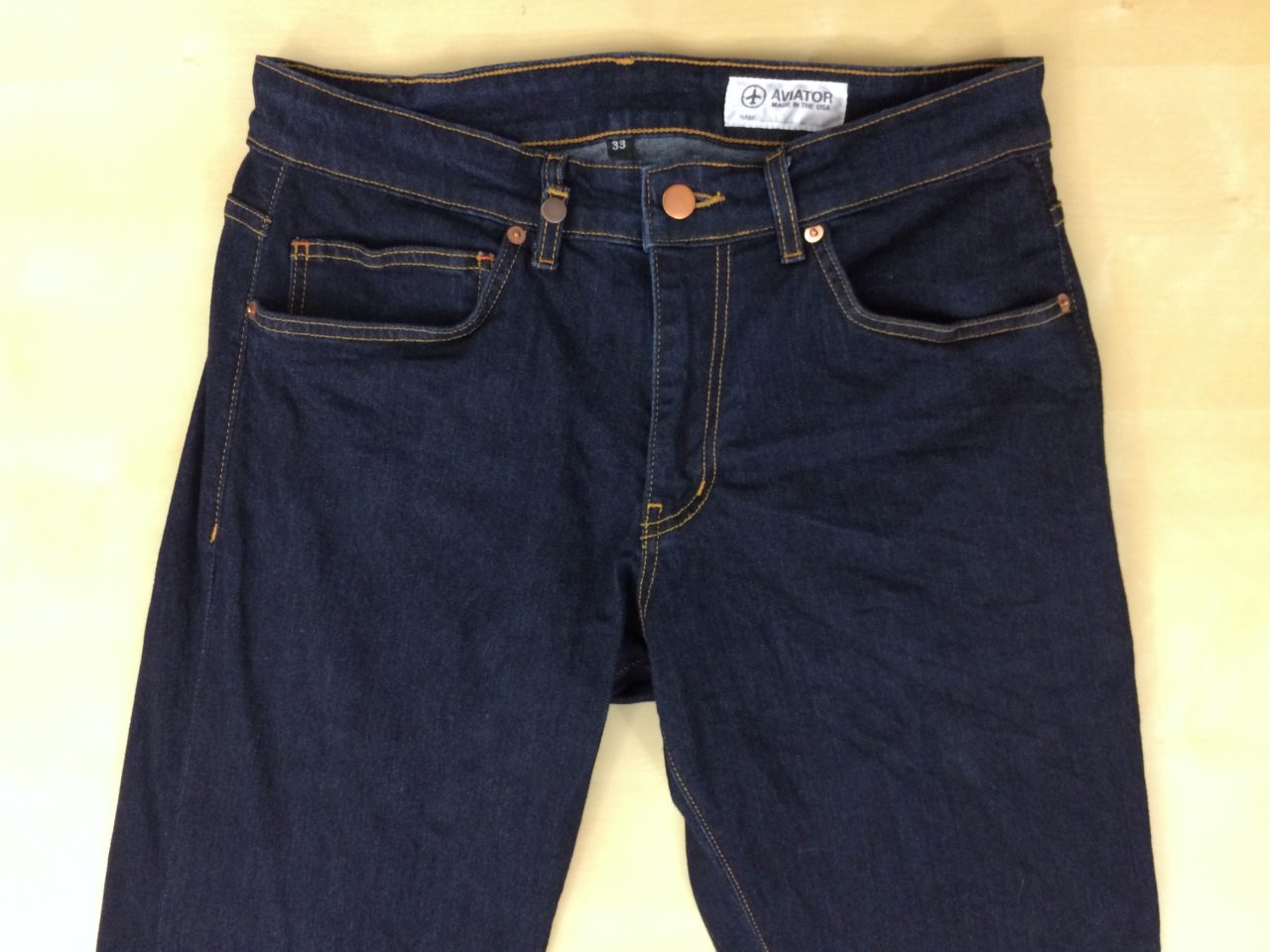 Aviator USA Jeans front