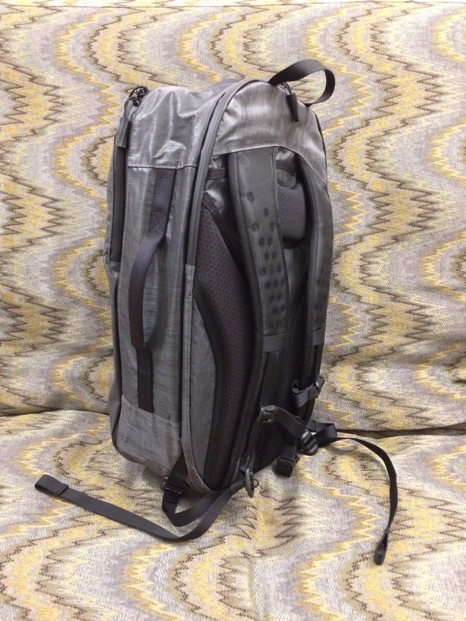 Tortuga Homebase Backpack angled view