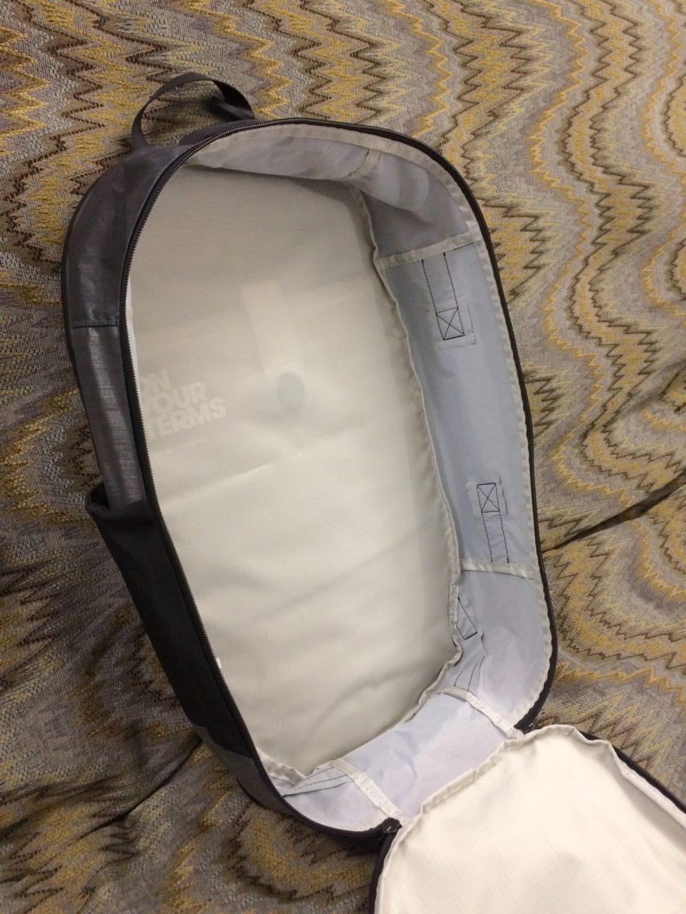 Tortuga Homebase Backpack interior