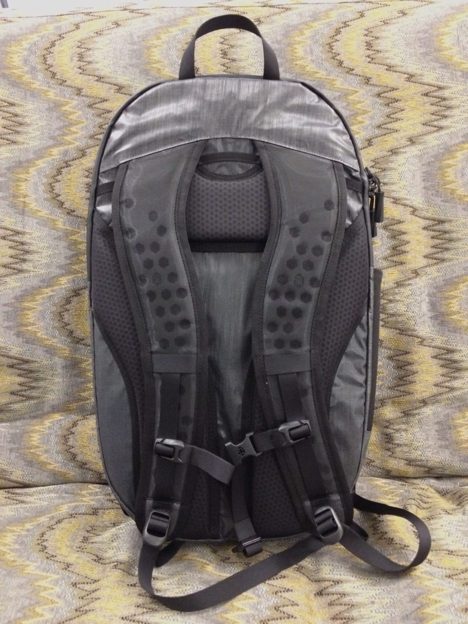 Tortuga Homebase Backpack straps