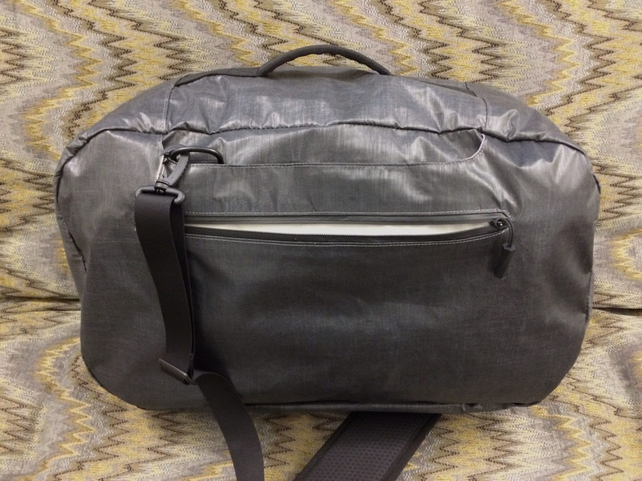 Tortuga Homebase Duffle Case side pocket