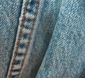 That's right, I didn't even bother taking a picture of my own pants.
