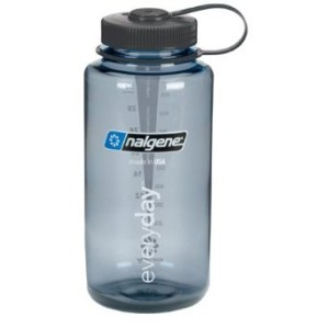 Nalgene wide-mouth bottle