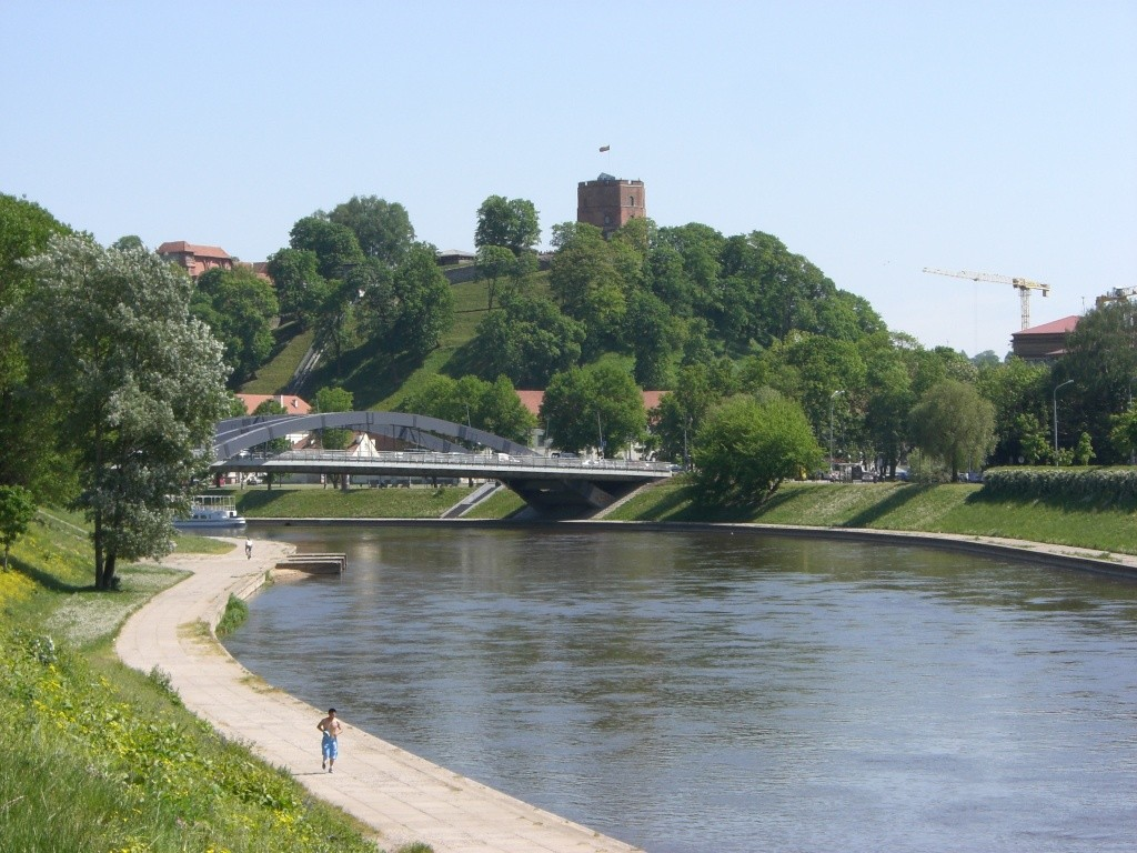 Gediminas Tower, Vilnius, Lithuania
