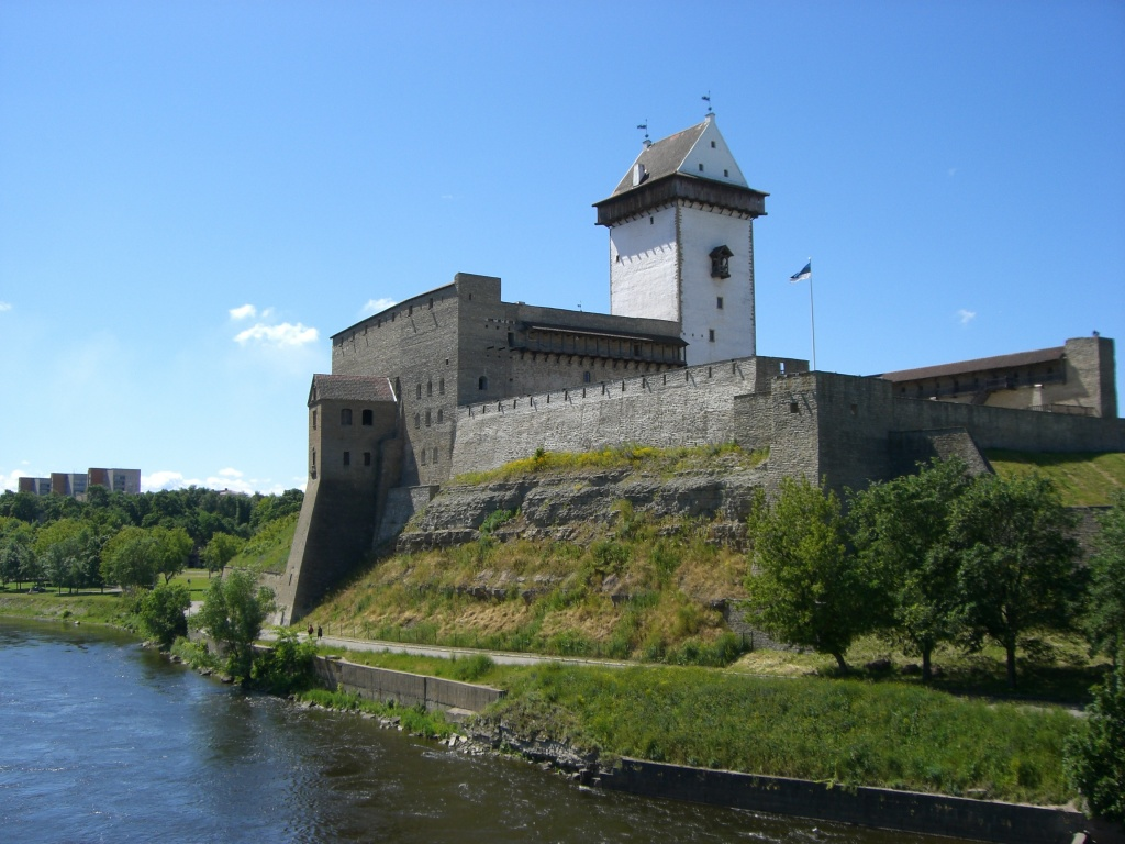 Narva Castle, Narva, Estonia