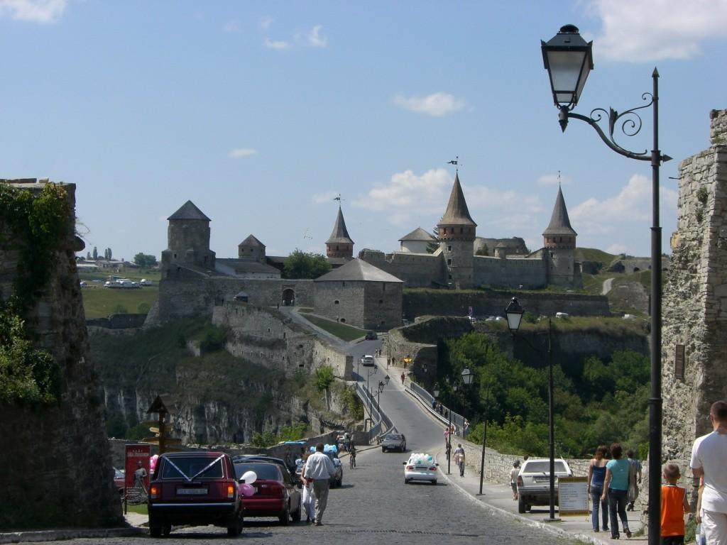 Kamianets-Podilskyi Castle, Ukraine