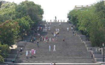 Potemkin Steps, Odessa, Ukraine