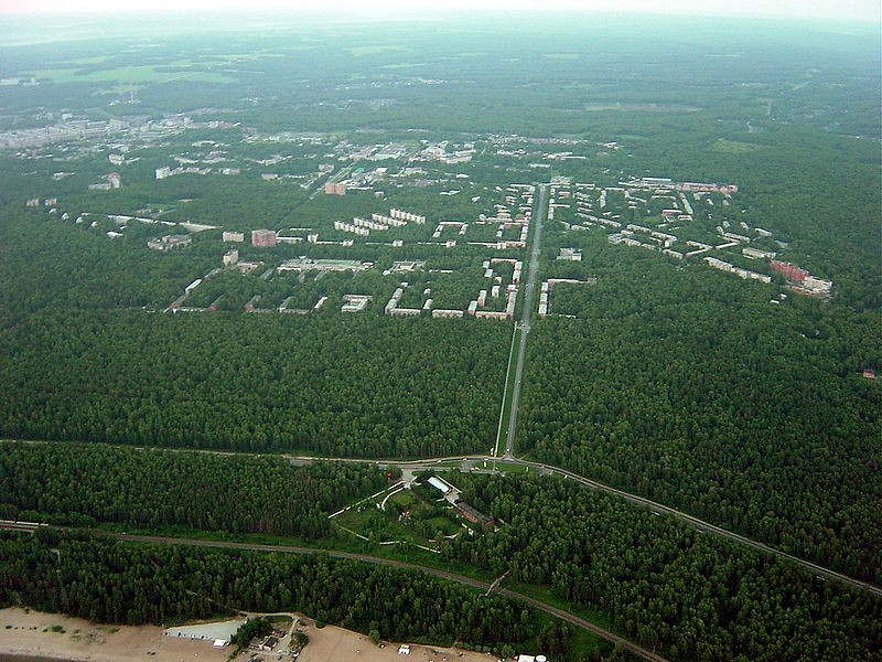 Akademgorodok, near Novosibirsk, Russia