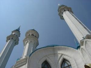 Kul-Sharif Mosque, Kazan, Russia