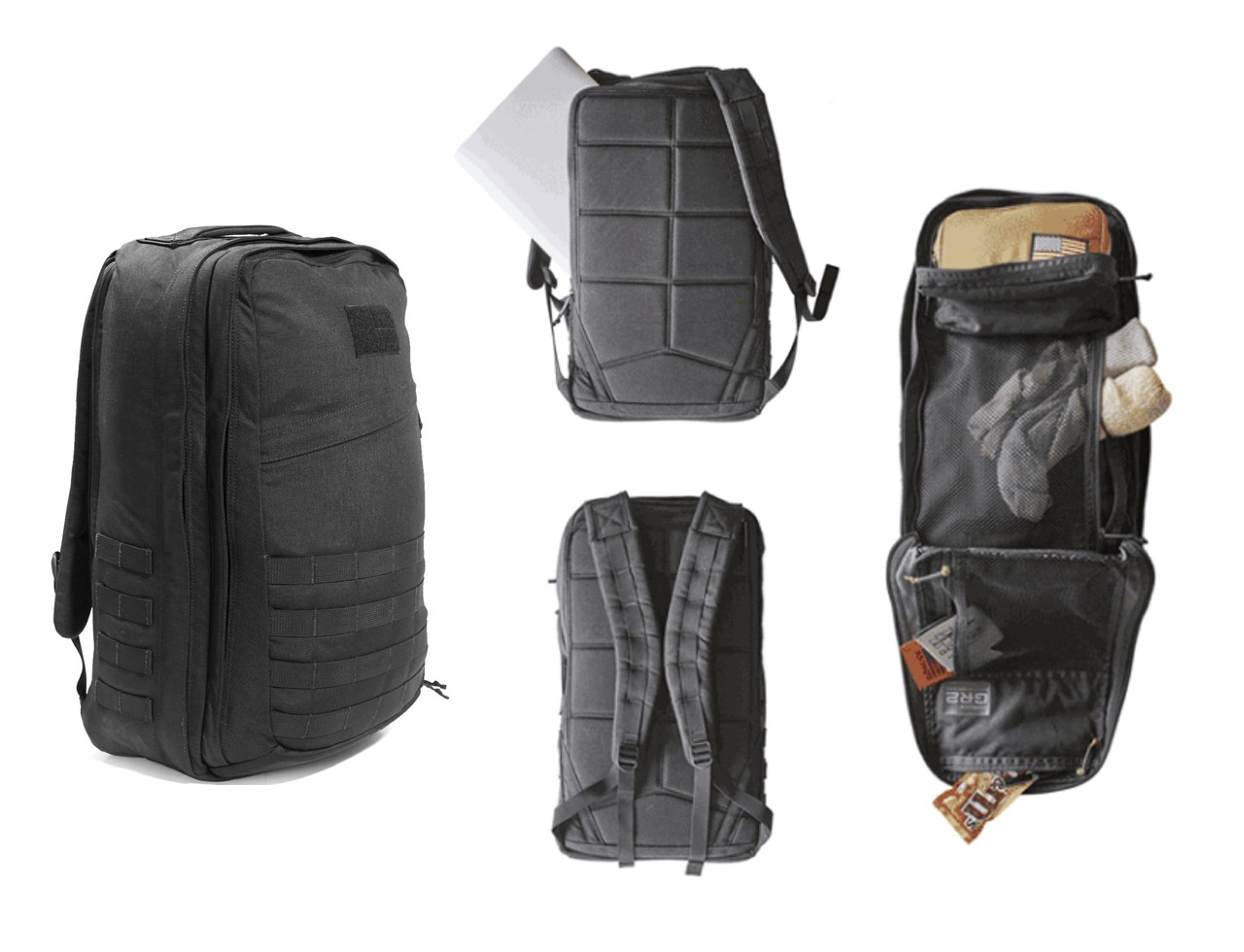 GoRuck GR2 multi-view