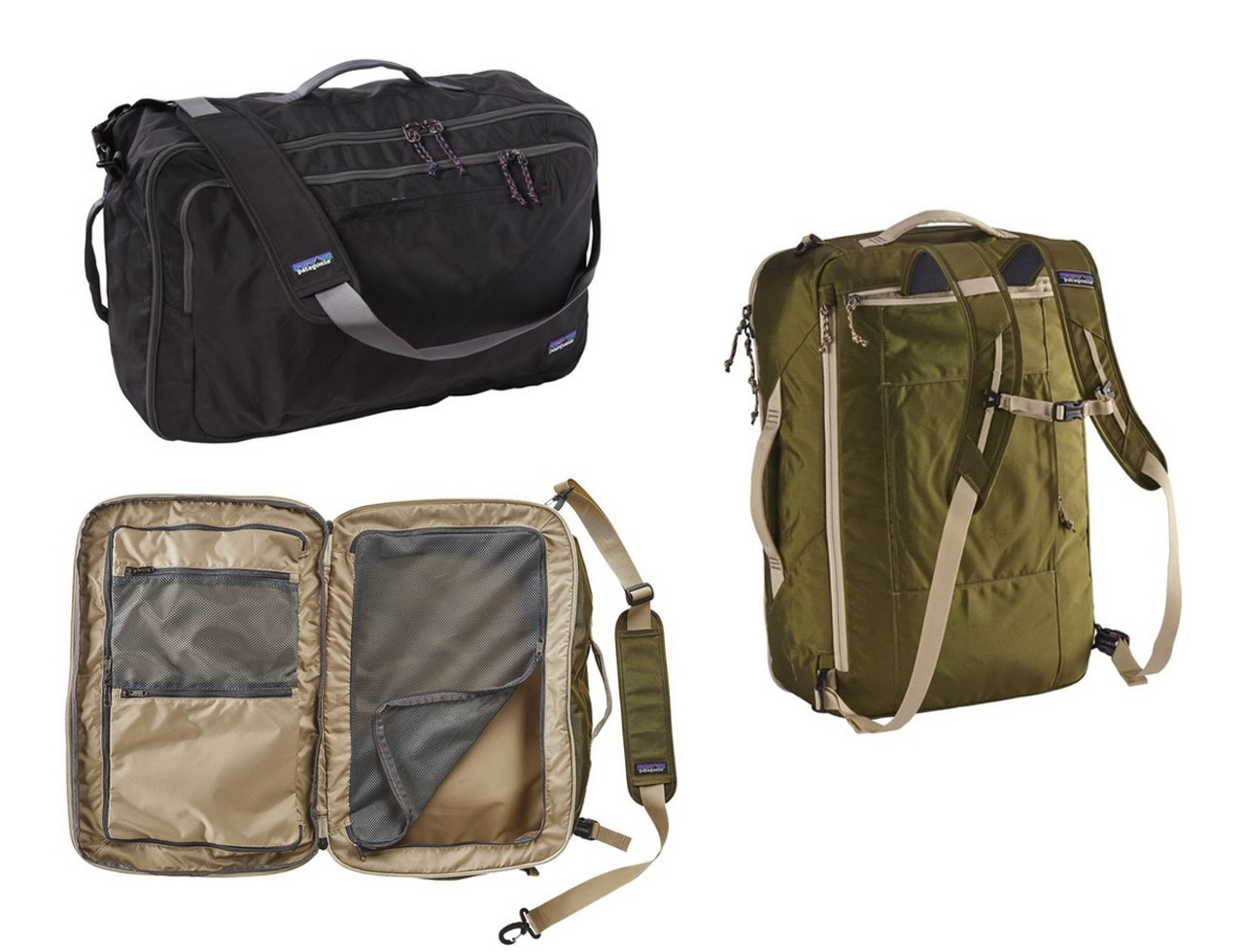 Patagonia Headway MLC multi-view
