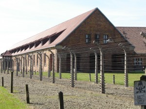Auschwitz concentration camp photos, Poland