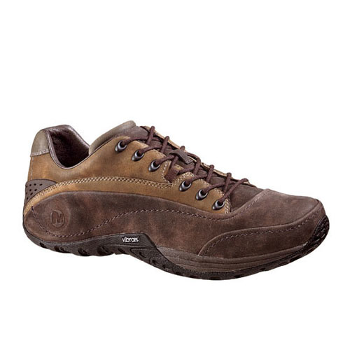"""7cd1f7234dec7 These were my """"one and only"""" travel shoes for 7 straight months. The  Merrell Element. Classy and comfy, the perfect combo."""