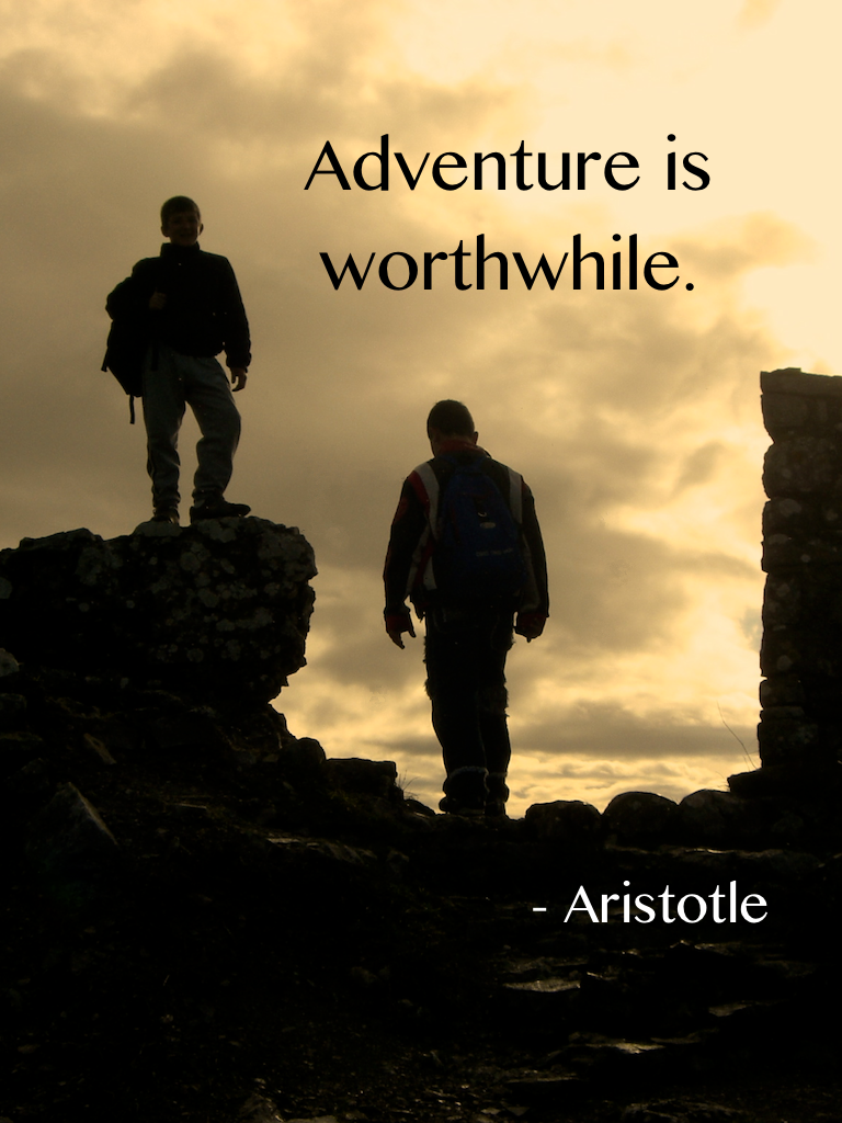 Travel quotes, Aristotle