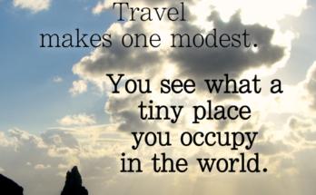 Travel quotes, Gustave Flaubert