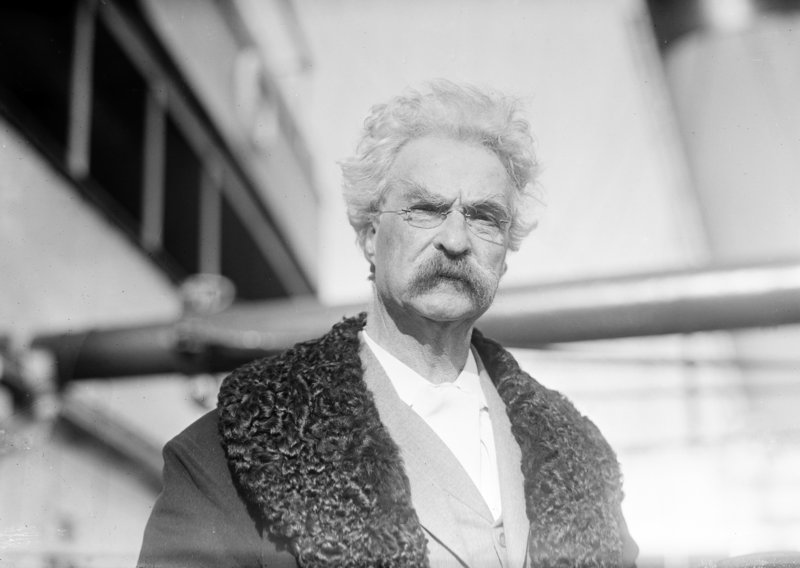 The best of Mark Twain\'s travel quotes – Snarky Nomad