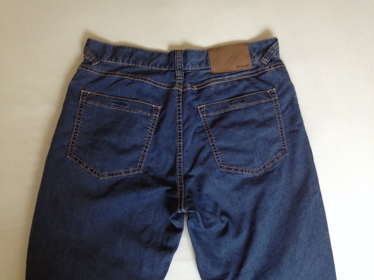 Rohan Jeans Plus back