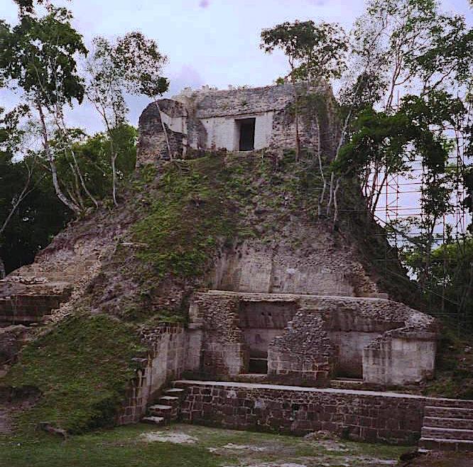 Nakum ruins