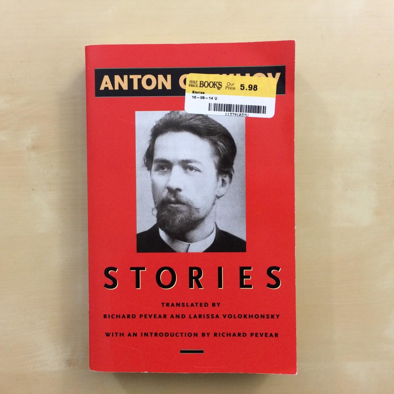 Anton Chekhov Stories used copy