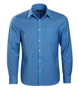 Libertad Apparel performance merino travel shirt