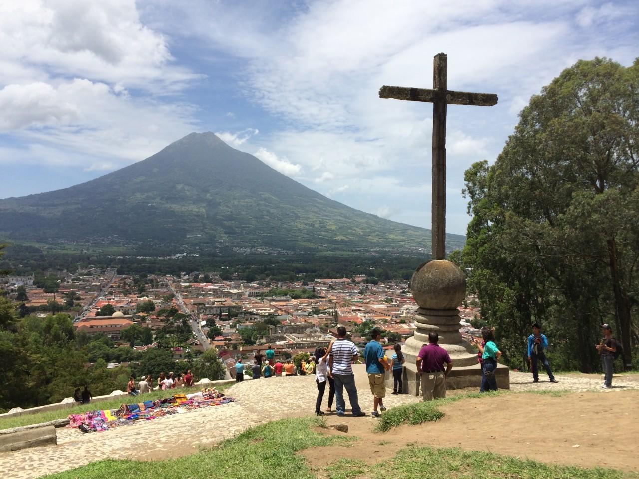 Hill of the Cross, Antigua, Guatemala