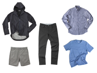 Outlier Outfit