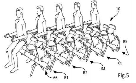 Stool Seating Arrangement