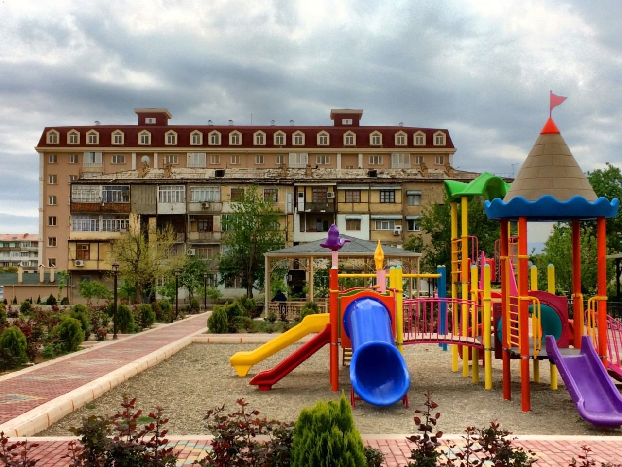 Nakhchivan playground