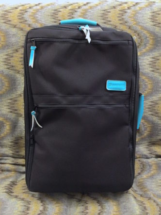 Standard Luggage front